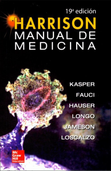 Harrison Manual de Medicina Interna.